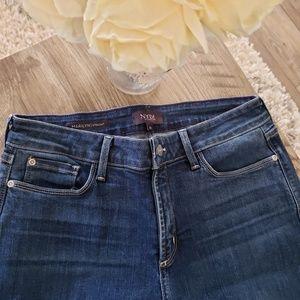 NYDJ Jeans - NYDJ Marilyn Straight Leg Jean Size 10